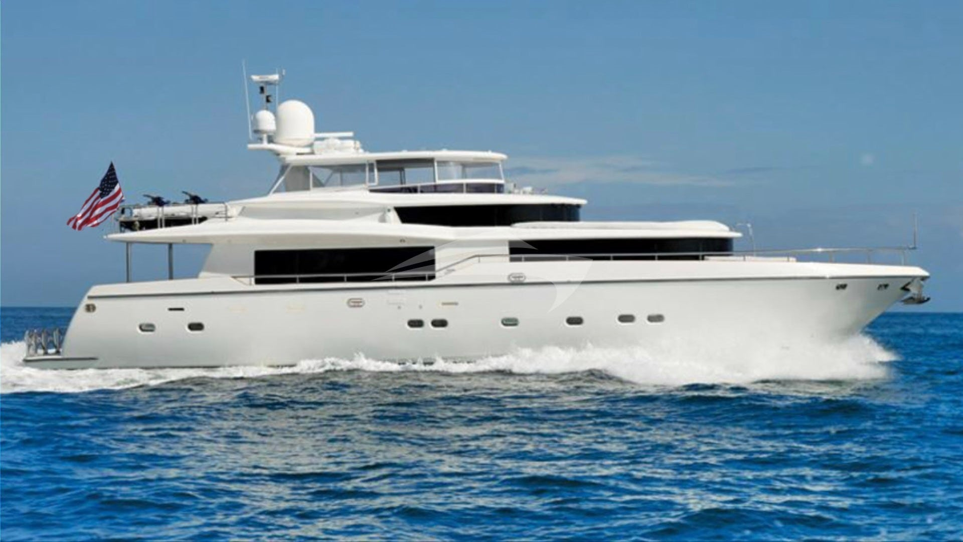 Yacht ILUSION Charter Yacht