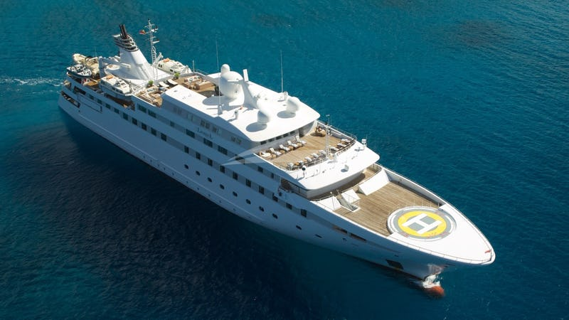 LAUREN L Yacht for Charter