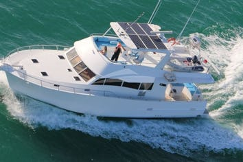 54ft Yacht MONSOON