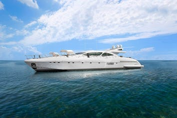 129ft Yacht INCOGNITO