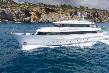 114ft Yacht ALCOR