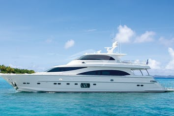 96ft Yacht DIAMOND SEAS