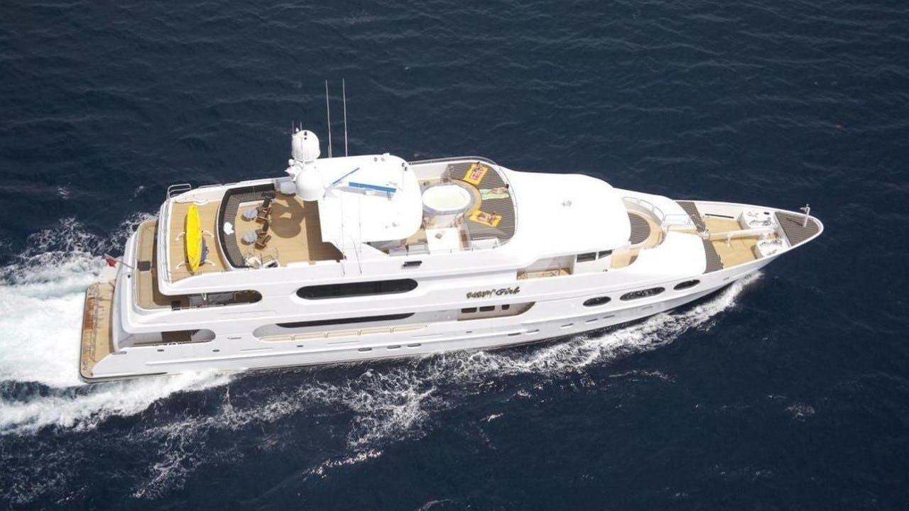 Yacht MILESTONE Charter Yacht