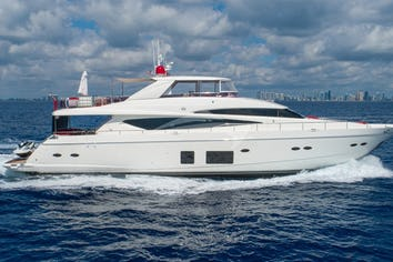 95ft Yacht LOVE N LIFE