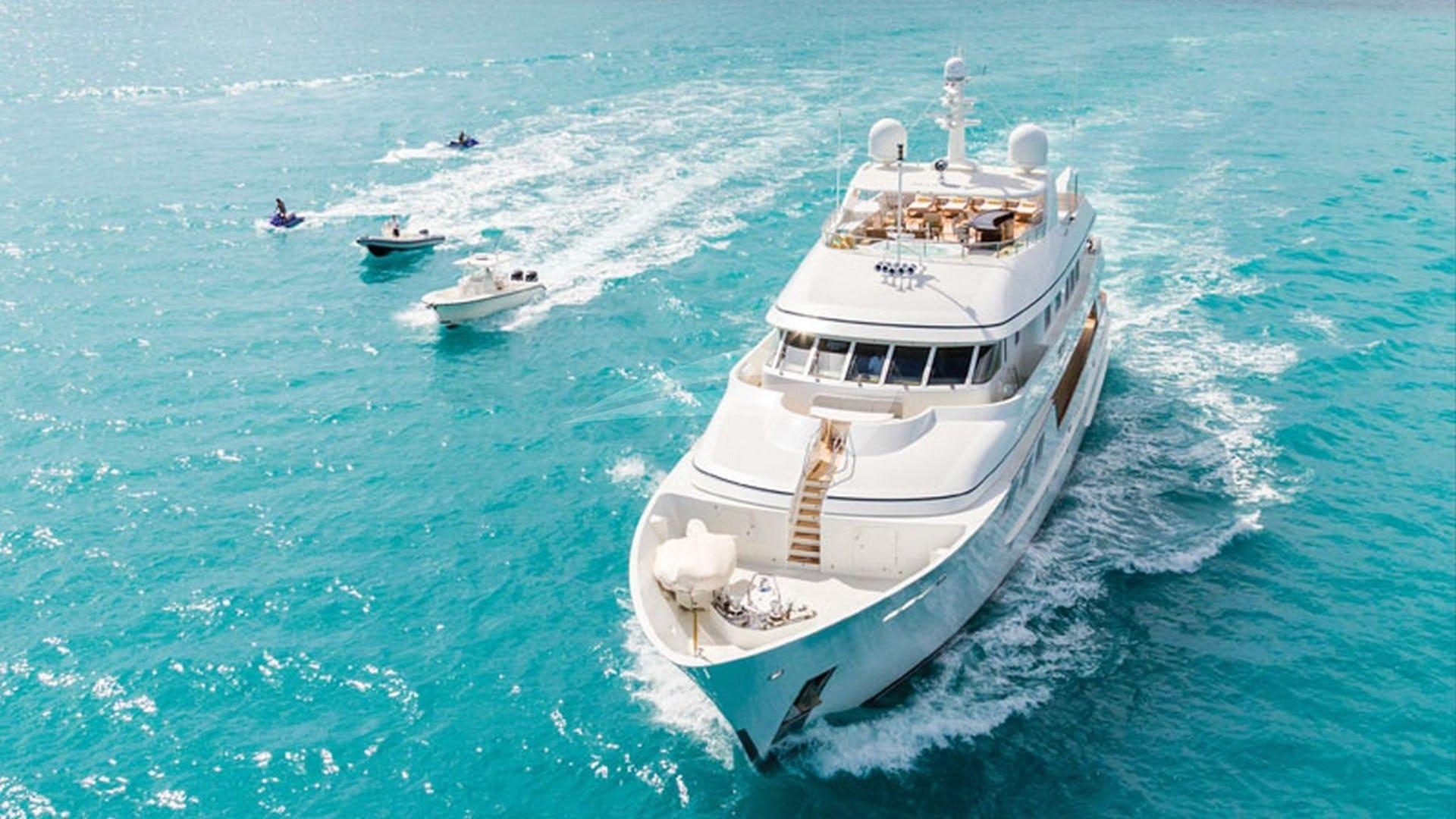 Yacht PURE BLISS Charter Yacht