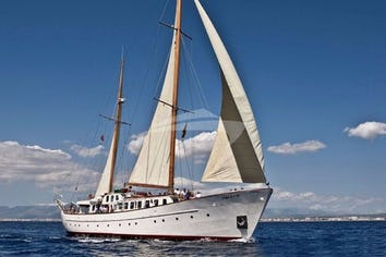109ft Yacht SOUTHERN CROSS
