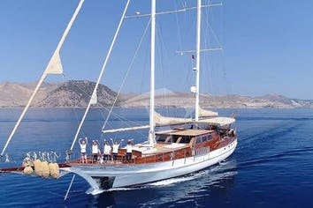 98ft Yacht ARABELLA