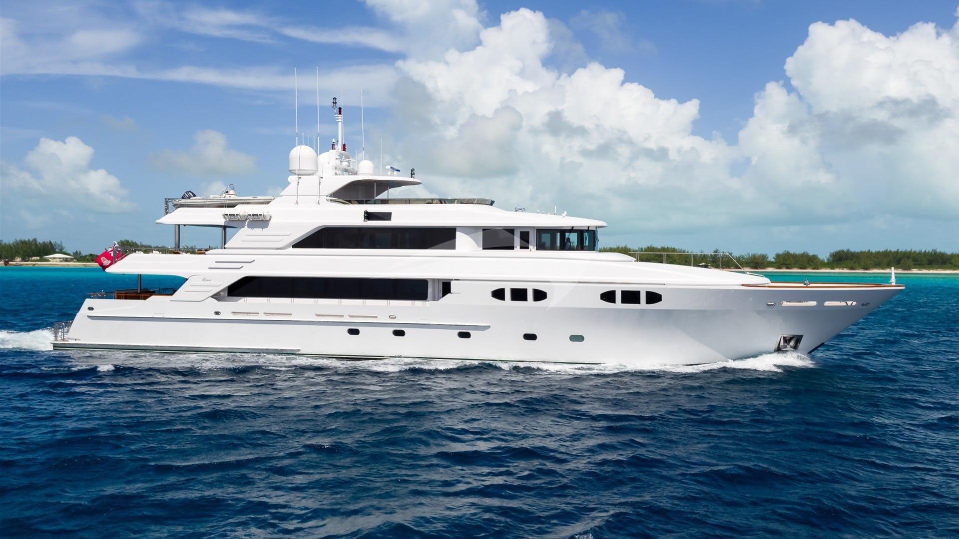 Yacht FAR FROM IT Charter Yacht