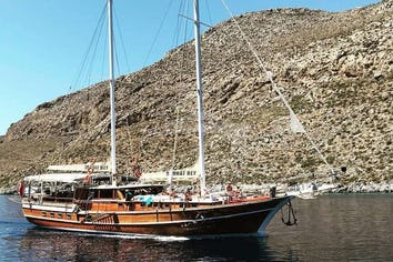 88ft Yacht SERHAT BEY