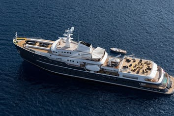 253ft Yacht LEGEND