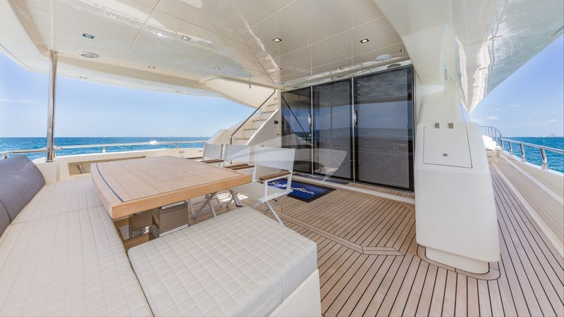 SEADUCTION :: Aft Deck