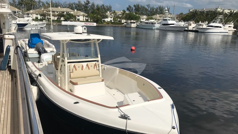 KAYLIANNA MARIE :: 32' Century center console with brand new twin 300 hp engines