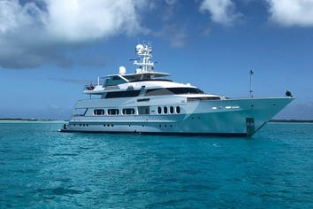 140ft Yacht NEVER ENOUGH