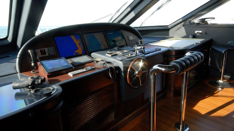 RIVA I :: Wheelhouse