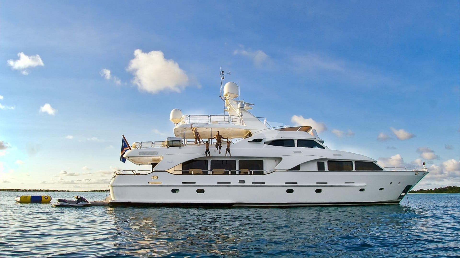 Yacht KEIKI KAI Charter Yacht
