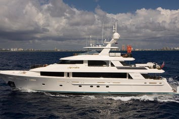 129ft Yacht APHRODITE