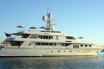 164ft Yacht INVADER