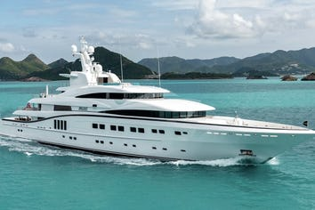 Secret Superyacht Charter