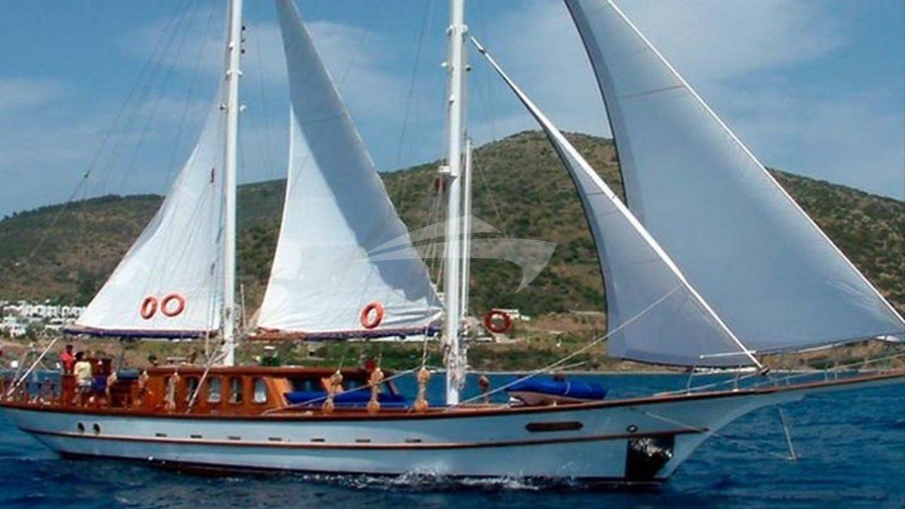 Yacht ADARA Charter Yacht
