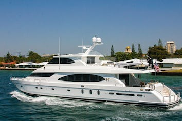 96ft Yacht LADY DEANNE V