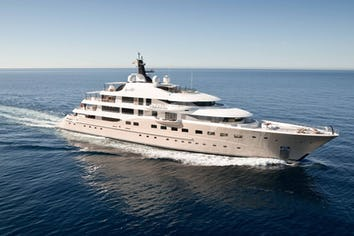 Here Comes The Sun Superyacht Charter