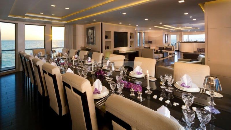 SIREN :: Formal Dining