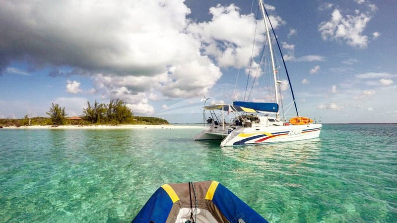 RUBICON :: Crystal clear waters in the Bahamas