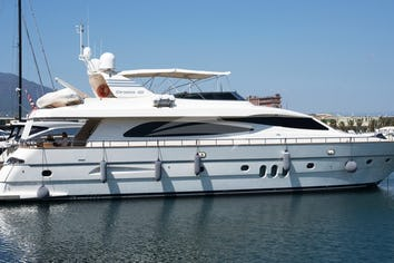78ft Yacht D'ARISTOTELIS