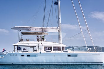 55ft Yacht PRINCESS SELINE
