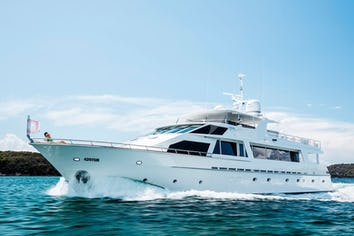 108ft Yacht CORROBOREE