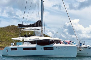 49ft Yacht NAUTI CAT
