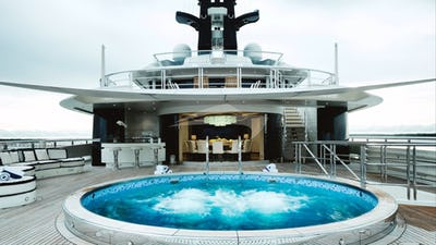 TRANQUILITY YACHT FOR CHARTER