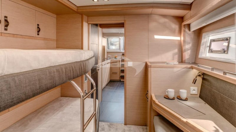 GALUX ONE :: Guest Cabin