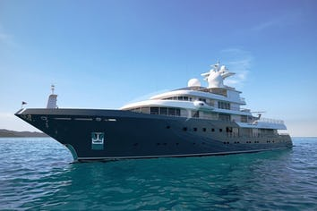 240ft Yacht PLANET NINE