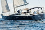 THEA OF SOUTHAMPTON sail yacht charter in
