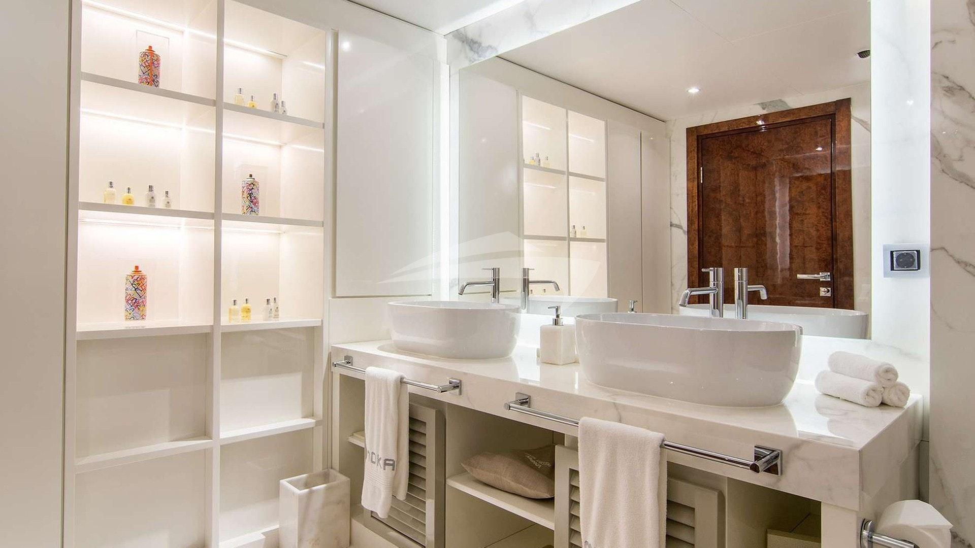 Casa de banho VIP