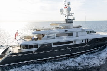 167ft Yacht EMERALD