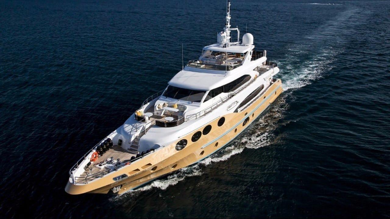 Yacht MARINA WONDER Charter Yacht