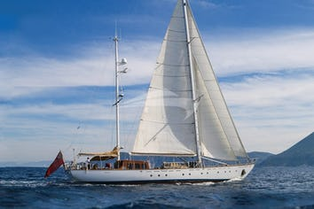 84ft Yacht WINDWEAVER OF PENNINGTON
