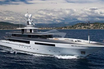 Eternity Superyacht Charter