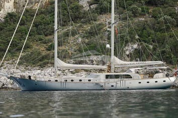 118ft Yacht SILVERMOON