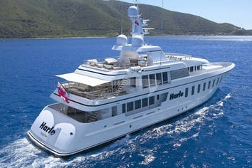 146ft Yacht HARLE