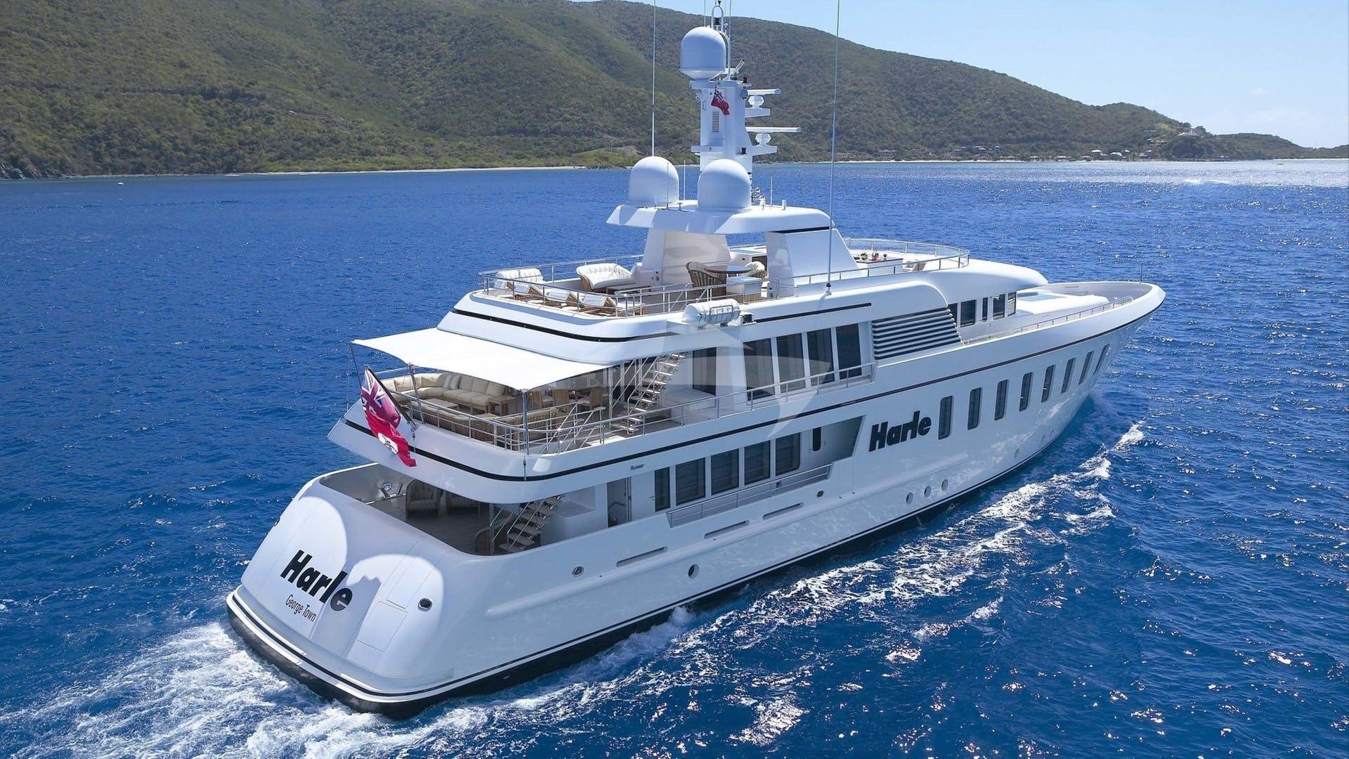 Yacht HARLE Charter Yacht