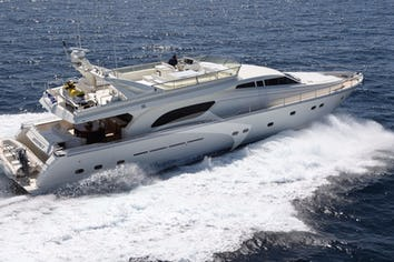 78ft Yacht KENTAVROS II