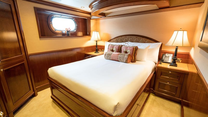 Port Forward guest stateroom