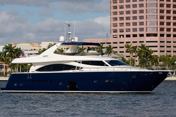 83ft Yacht DEE DEE LEE