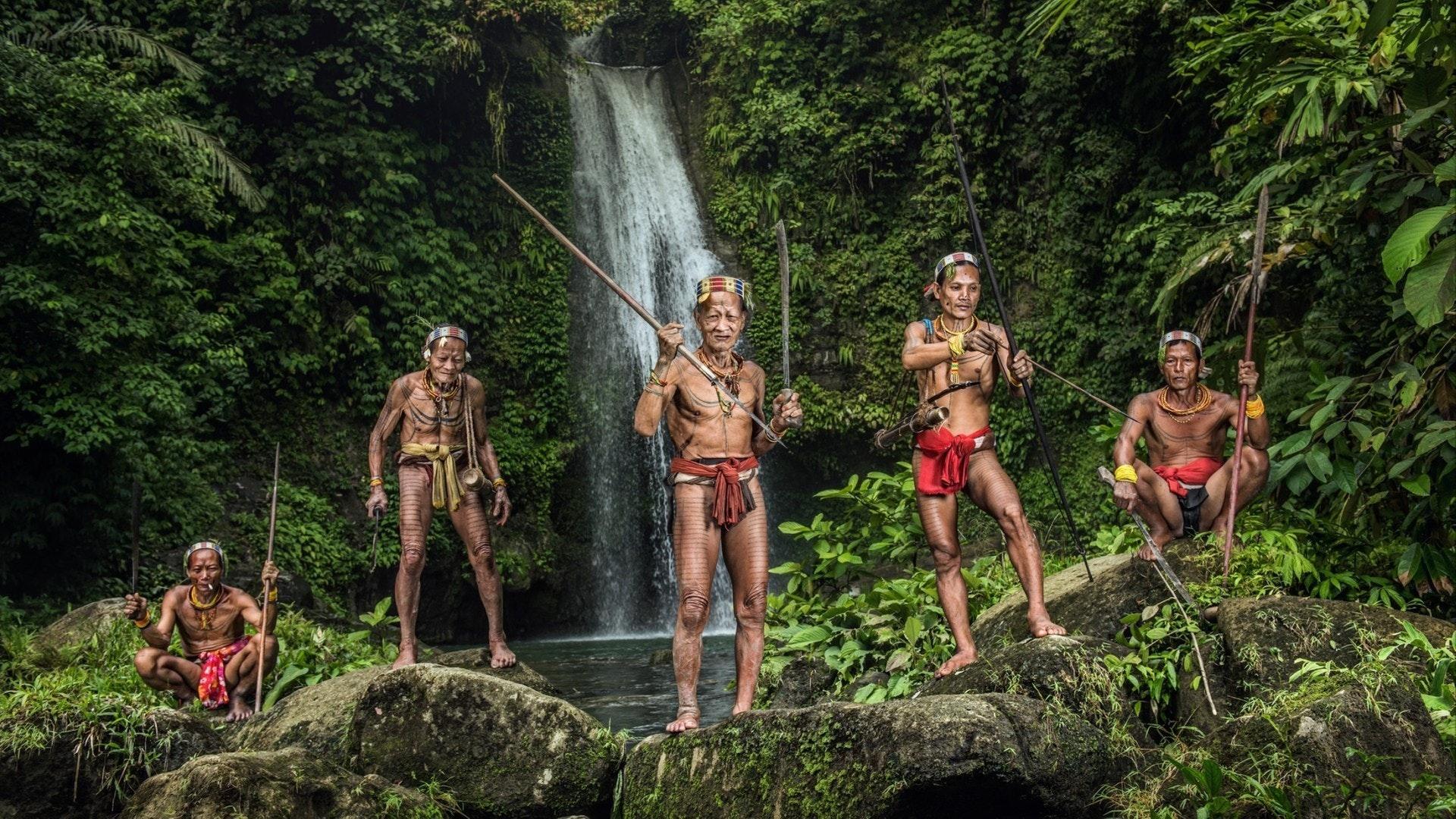 ムアラ・シビルート島々の先住民民族