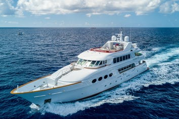 145ft Yacht RELENTLESS