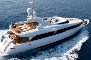 121ft Yacht PALM B