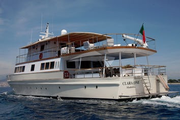 105ft Yacht CLARA ONE